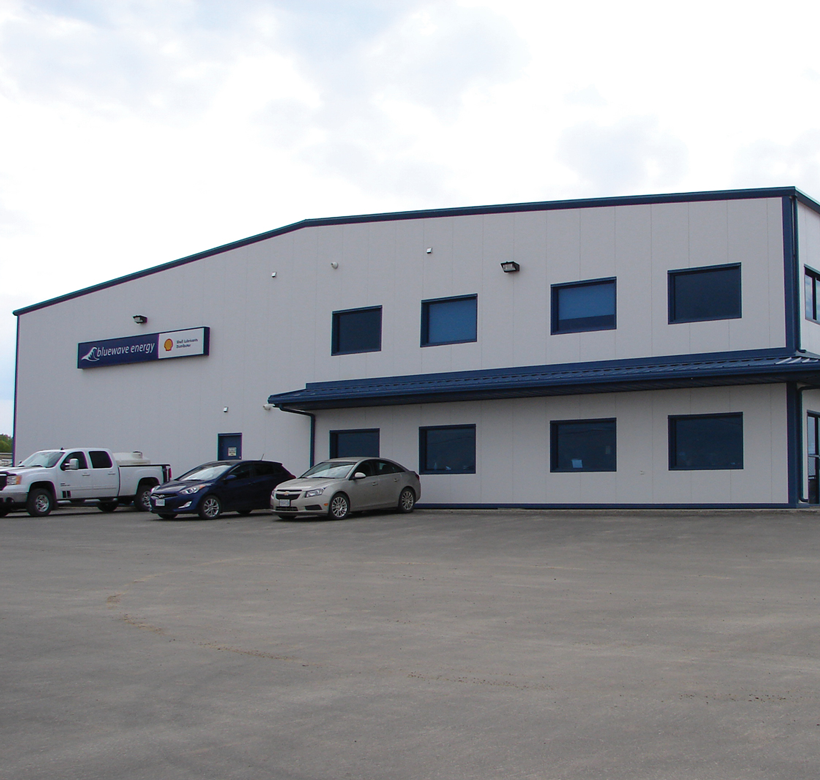 Bluewave Energy, Dawson Creek, BC