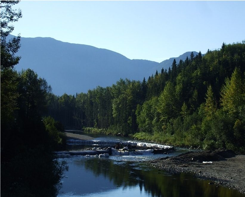 Pine River Crossing - Chetwynd, BC
